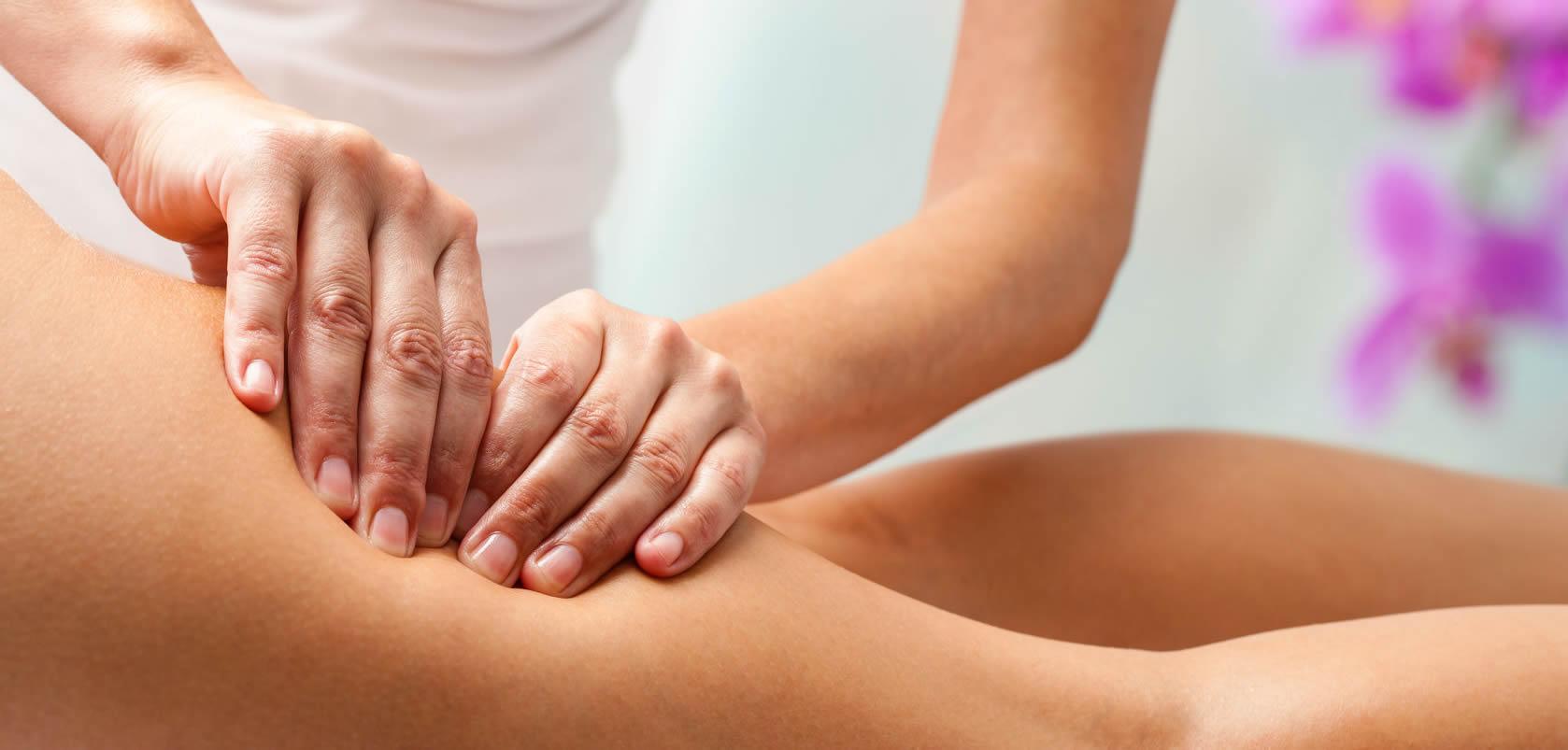masajes para la celulitis