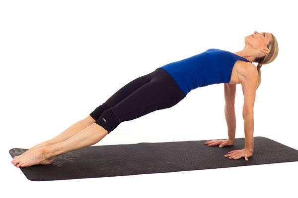 yoga para la celulitis